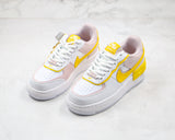 "Air Force 1 '07 Shadow ""White Yellow"""