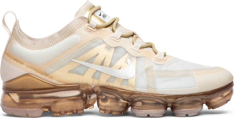 Vapormax 2019 White/Metallic Gold
