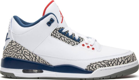 Air Jordan 3 Retro OG 'True Blue' 2016