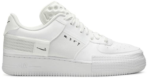 Air Force 1 Low Drop Type White' 354