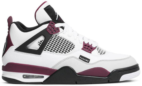 Paris Saint-Germain x Air Jordan 4 Retro 'Bordeaux'