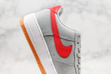 "Air Force 1 '07 ""Grey One/University Red"""