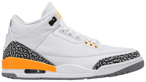 Air Jordan 3 Retro Lase Orange