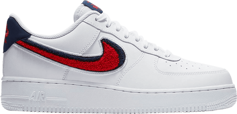 Air Force 1 07 LV8 'Chenille Swoosh'