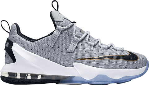 LeBron 13 Low 'Cool Grey'