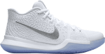 Kyrie 3 'White Chrome'