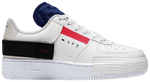 Air Force 1 Low Drop Type GS 'Summit White' 354