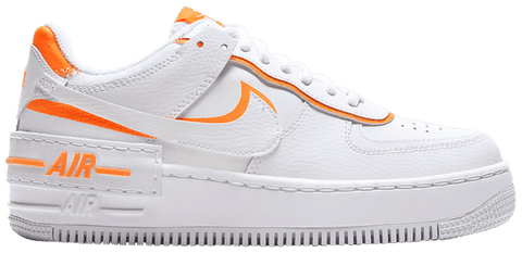 Air Force 1 Shadow 'Total Orange'