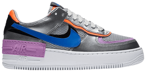 Air Force 1 Shadow 'Metallic Silver'