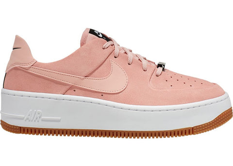 Air Force 1 Sage Low Coral Stardust