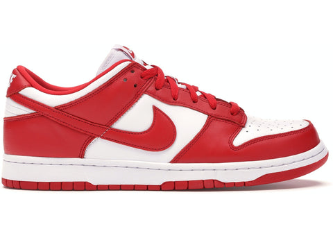 SB Dunk Low University Red