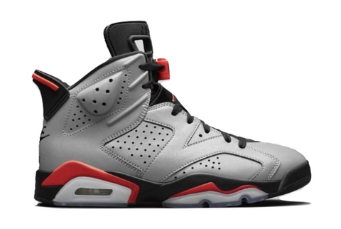 Air Jordan 6 Retro '3M Reflective Infraded'