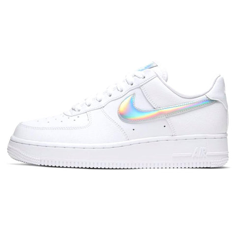 Nike Air Force 1  ' Iriscent' White