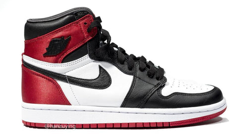Air Jordan 1 Retro Satin Chicago
