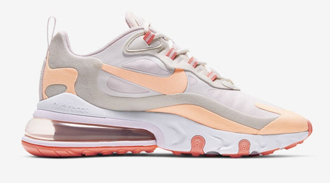 Air Max 270 React 'Crimson Tint'