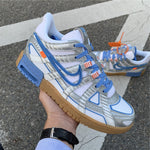 Off-White x Air Rubber Dunk 'University Blue'