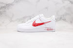 "Air Force 1 '07 ""Sketch White Red"""