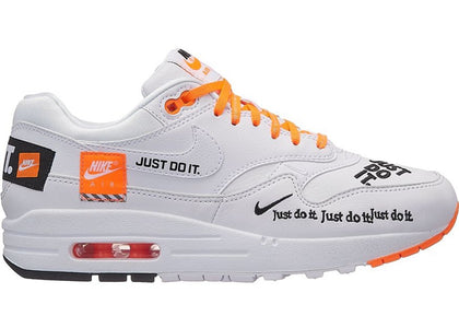 Air Max 1 'Just Do It' Pack White
