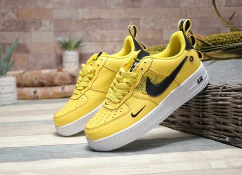 Air Force 1 '07 LV8 Utility Yellow
