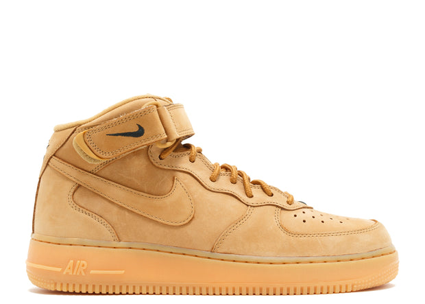 Air Force 1 Mid 07  'Flax'