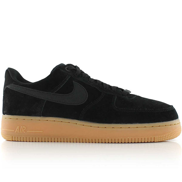 Air Force 1 '07 LV8 Black Suede