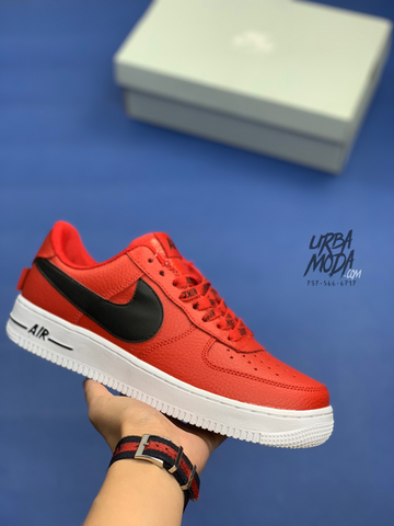 Air Force 1 PRM  SE 07 Red