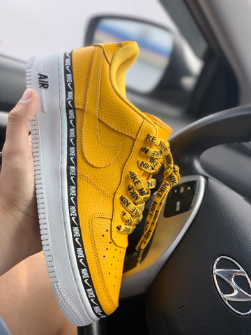 Air Force 1 PRM  SE 07 Yellow