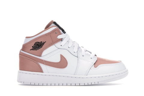 Jordan 1 Low  Gold Rose