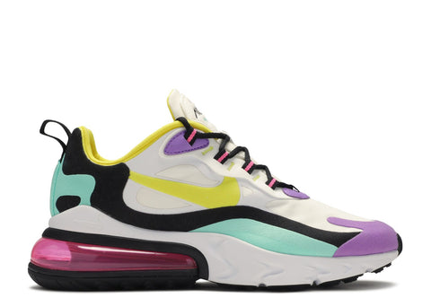Air Max 270 React Bright Violet