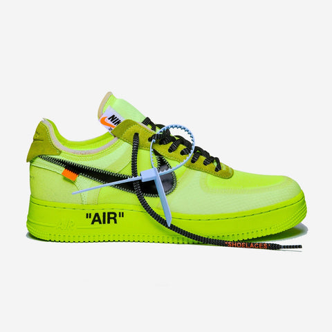 OFF-WHITE x Air Force 1  'Volt'
