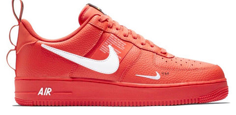 Air Force 1 '07 LV8 Utility Red