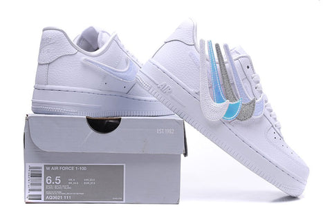 Nike Air Force 1 SE 'Swoosh Iriscent'