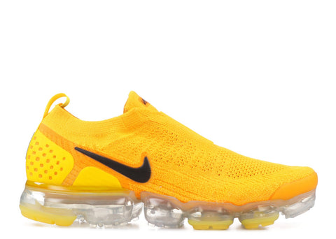 Air VaporMax Flyknit Yellow