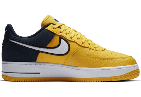 Air Force 1 SE 07 LV8 Blue Yellow