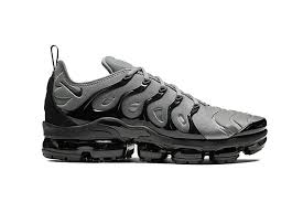 Air VaporMax Plus Black & Grey