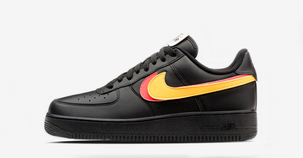 Air Force 1 Low '07  'Swoosh Pack' Black