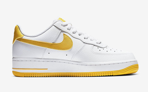 Air Force 1 Low 'White Yellow'