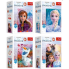 Frozen 2  Mini Puzzle 4tlg. Set stabil Kinder