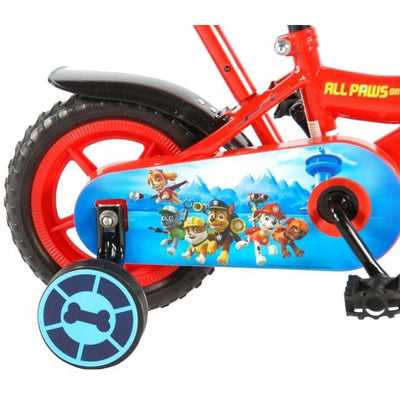 Volare Paw Patrol 10 Zoll Jungen  Rot