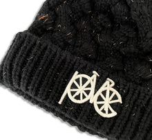 Load image into Gallery viewer, PMC 47 Brand Black Winter Hat