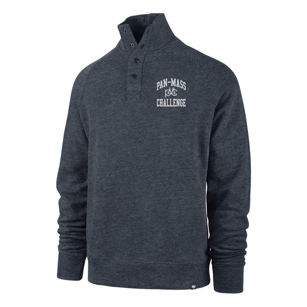 47 Brand PMC Capacity 1/4 Snap Pullover