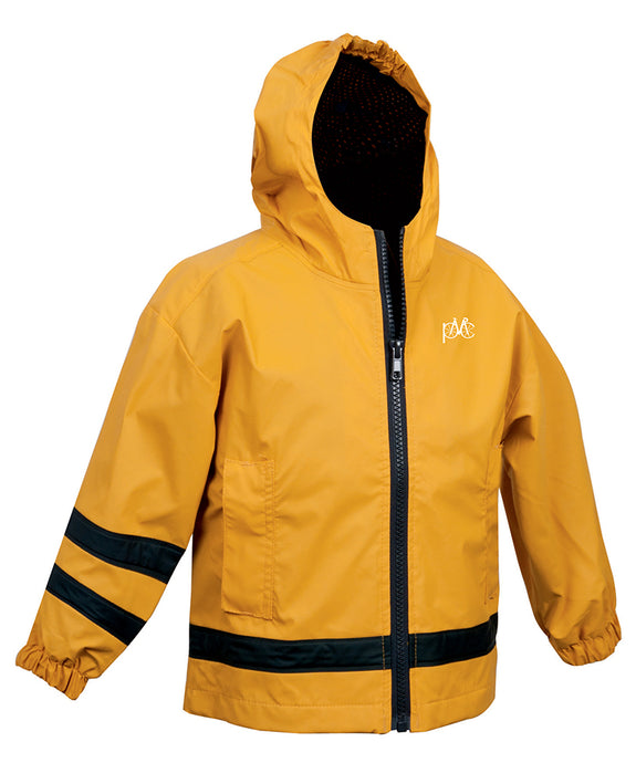 Toddler New Englander Rain Jacket - Yellow