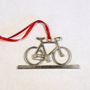 PMC Bike Ornament