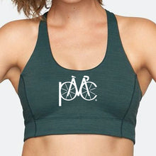 Load image into Gallery viewer, Women's Outdoor Voices Doing Things Sports Bra • Evergreen