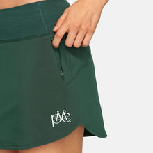Load image into Gallery viewer, Women's Outdoor Voices PMC Hudson Skort • Evergreen