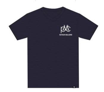 '47 Brand PMC Rundown V-Neck Tee