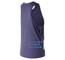 Load image into Gallery viewer, Women's New Balance Relentless Tank - Midnight Heather