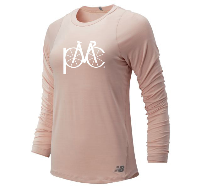 Women's New Balance Seasonless Long Sleeve