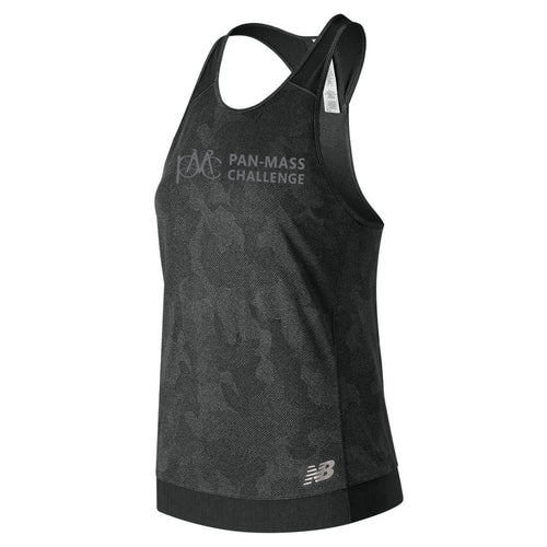 New Balance Q Speed Breathe Tank, Black