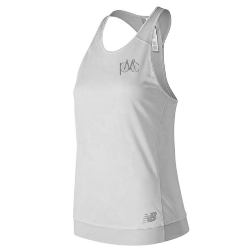 New Balance Q Speed Breathe Tank, White